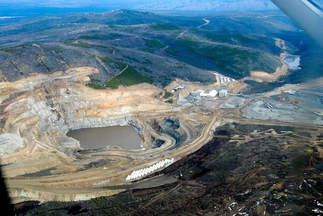 Whitehorse Daily Star More Grim News Hits Yukon Mining