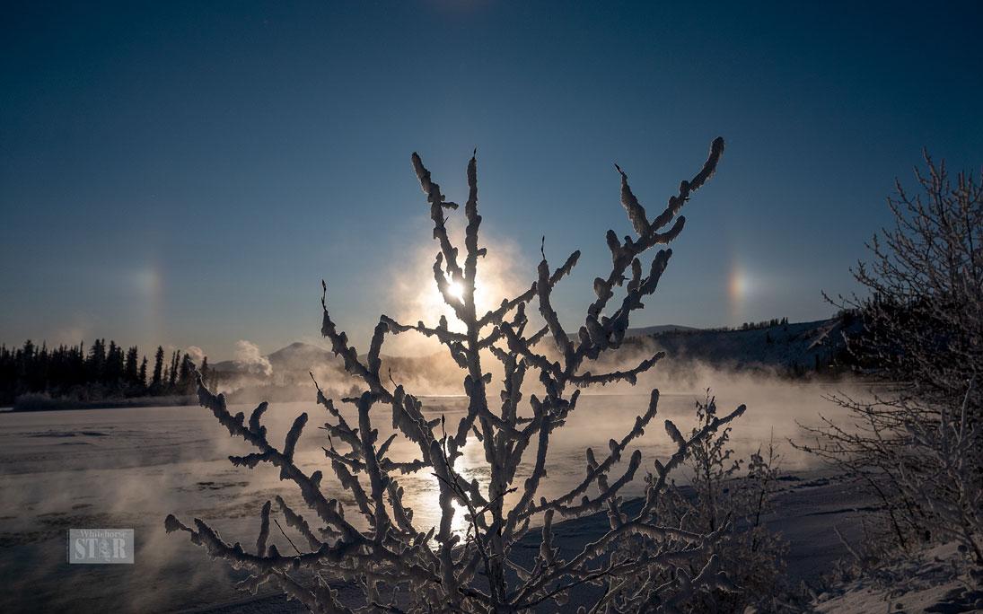 CRISPY-COLD CONDITIONS