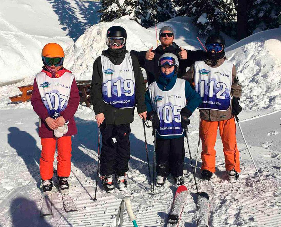 Whitehorse Daily Star: Yukon slopestylers shine at B.C ...