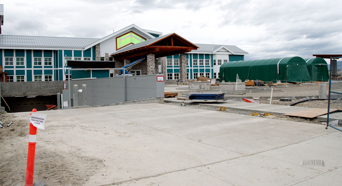 Whitehorse Daily Star: YG turns inward for housing for new