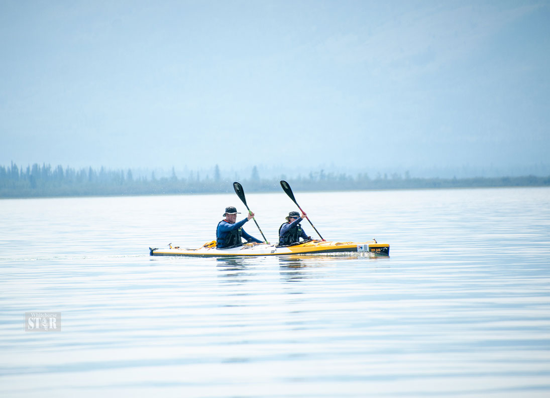 Whitehorse Daily Star: The Yukon River Quest gets underway