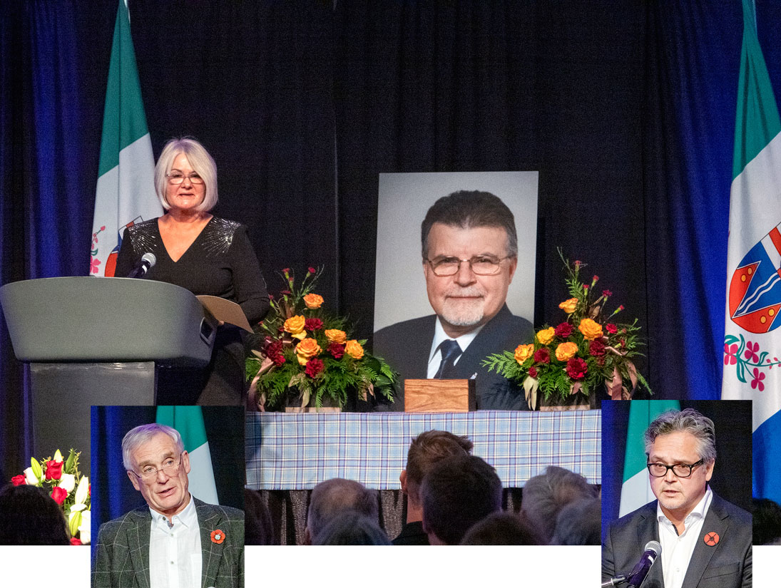 Late premier lauded for leadership, populism - Whitehorse Star