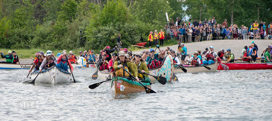 River Quest shatters registration record - Whitehorse Star