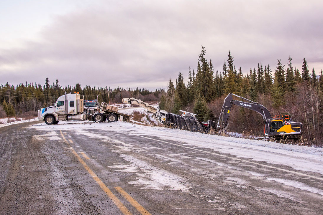 Winter Brings Woes - Whitehorse Star