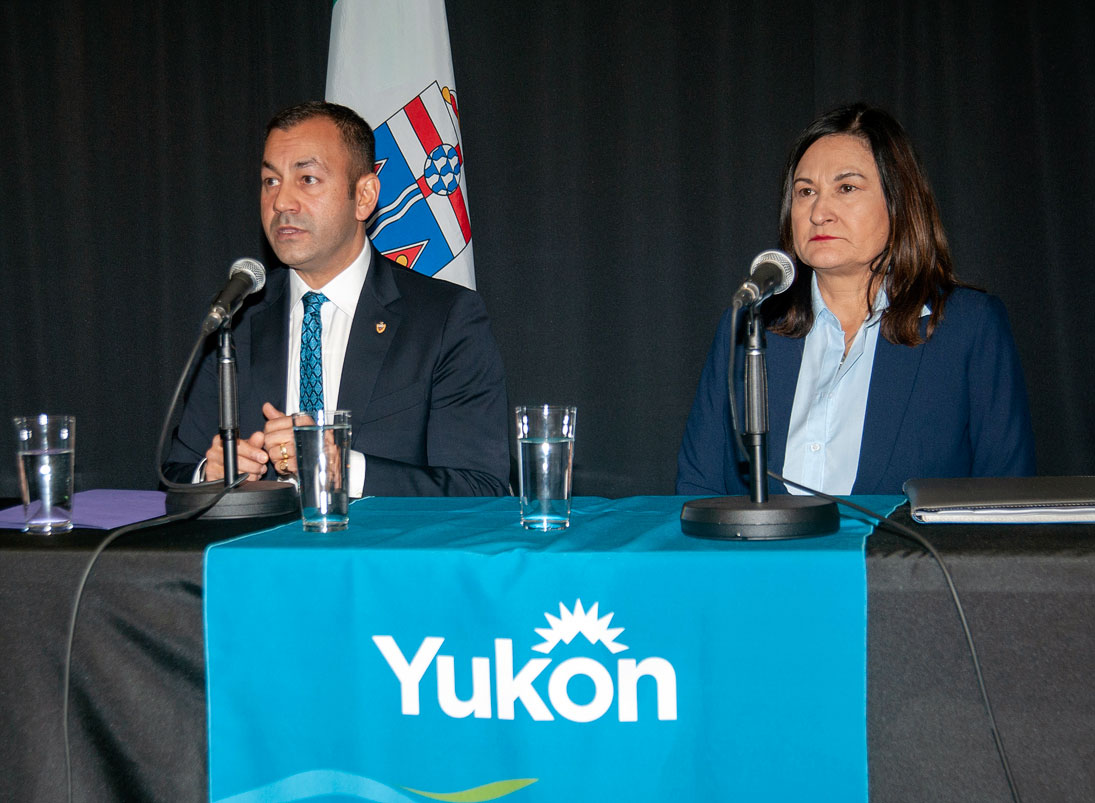 Series of ambitious greenhouse gas controls unveiled - Whitehorse Star