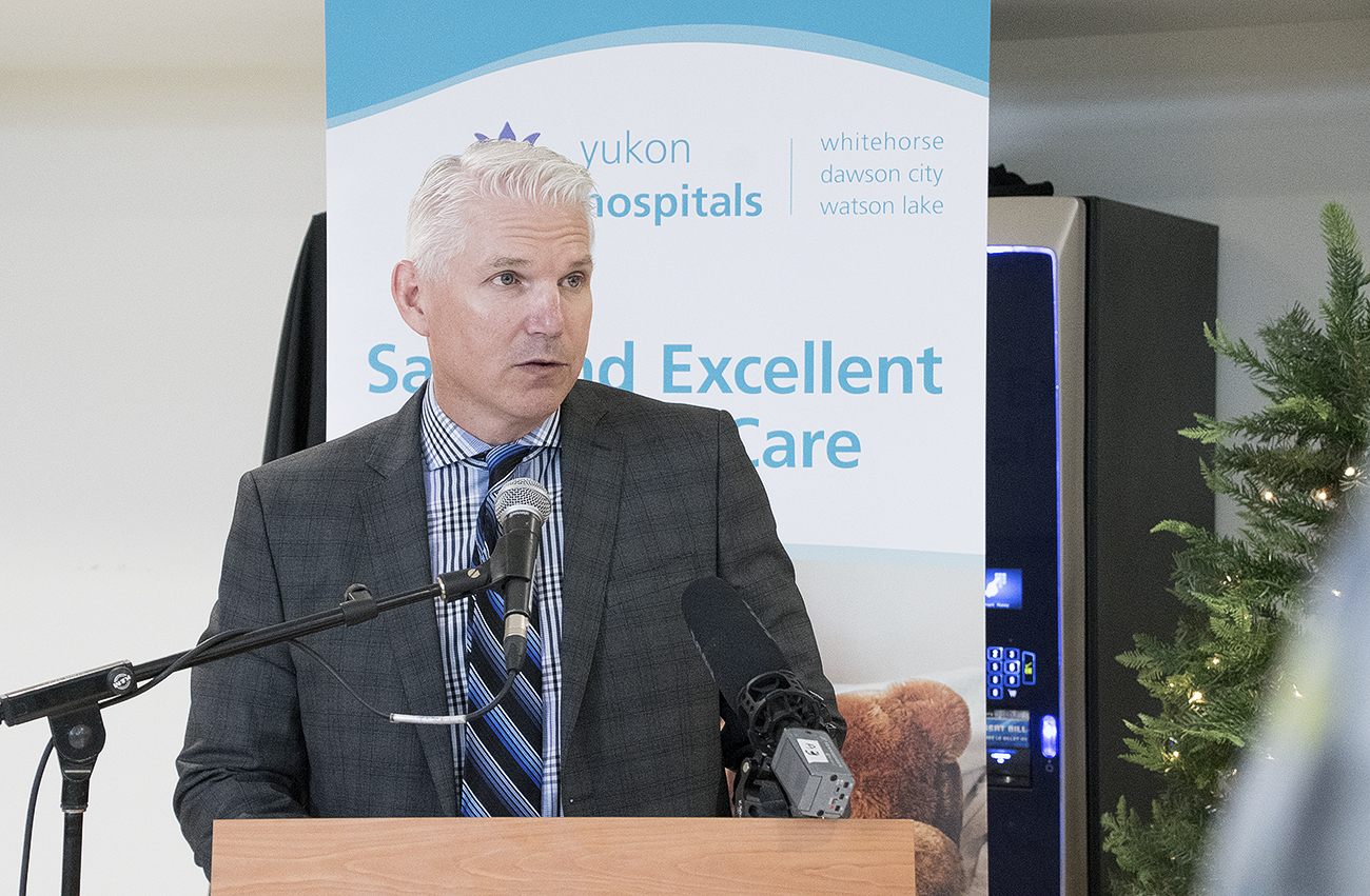 Hospital corporation reports progress on several fronts - Whitehorse Star