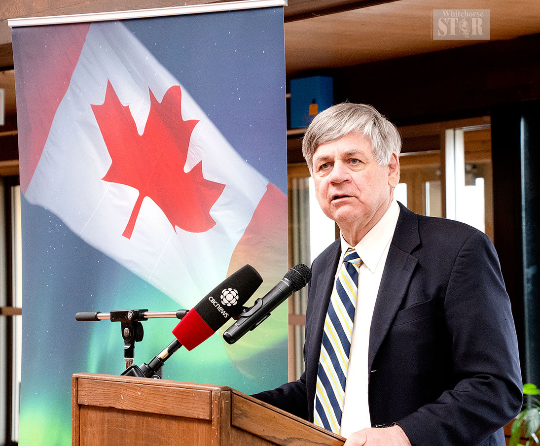 Bagnell satisfied with Throne Speech content