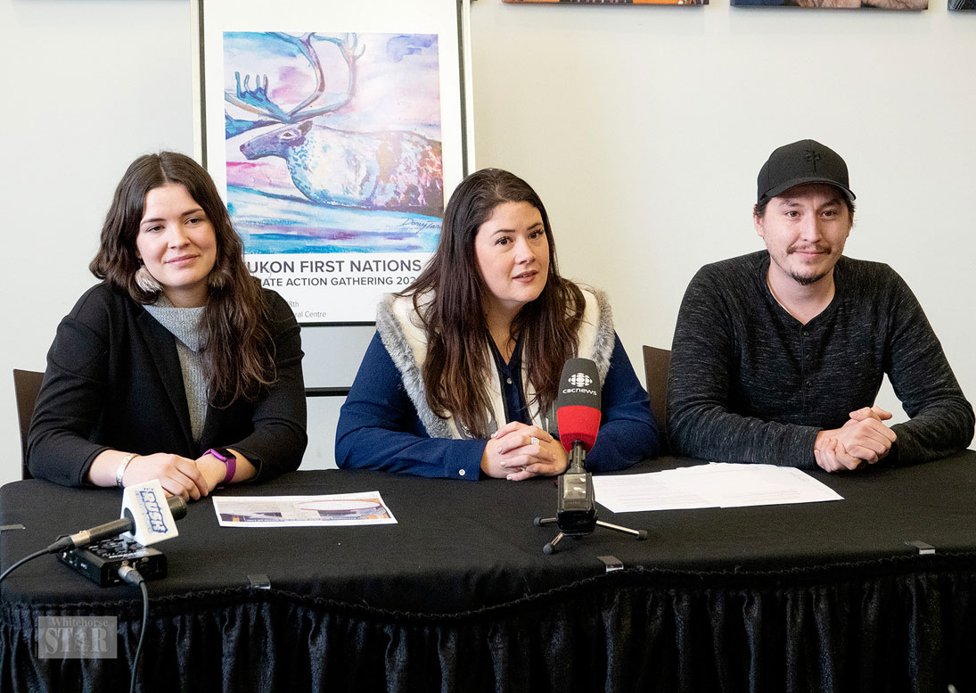 Whitehorse Daily Star: Declaration embodies the Indigenous view