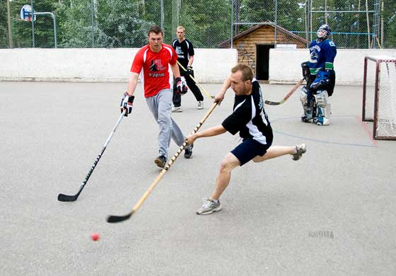 Whitehorse Daily Star: Road hockey league to return after