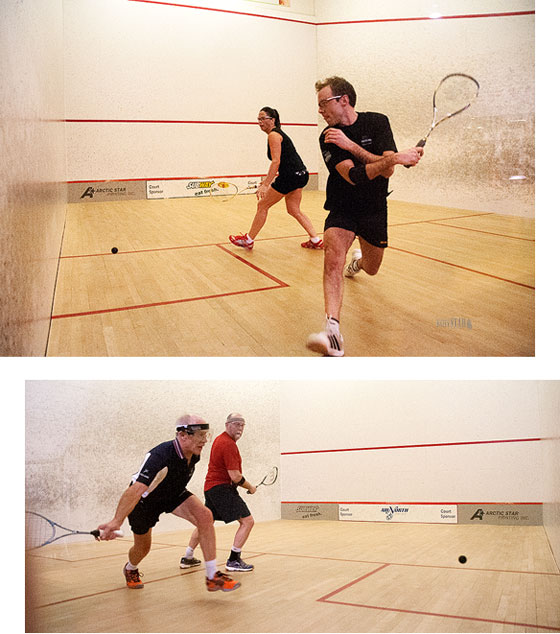 Whitehorse Daily Star: Yukon squash team seeking success ...